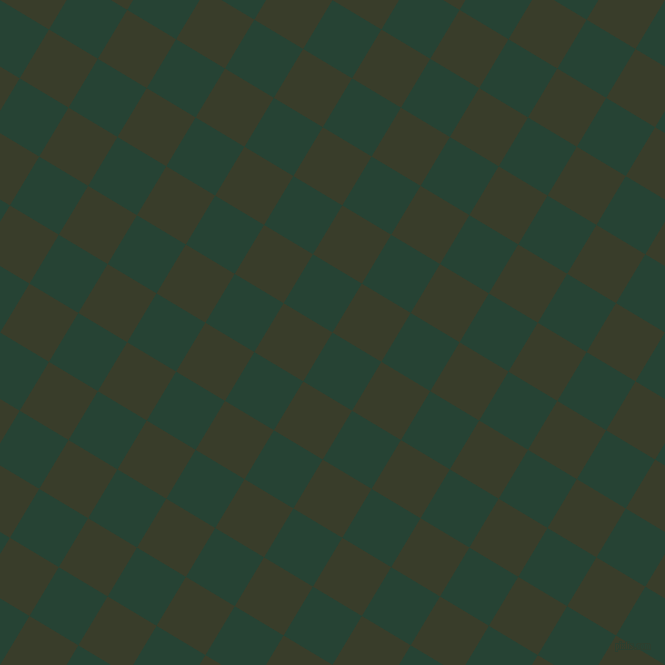 59/149 degree angle diagonal checkered chequered squares checker pattern checkers background, 57 pixel squares size, , Everglade and Green Kelp checkers chequered checkered squares seamless tileable