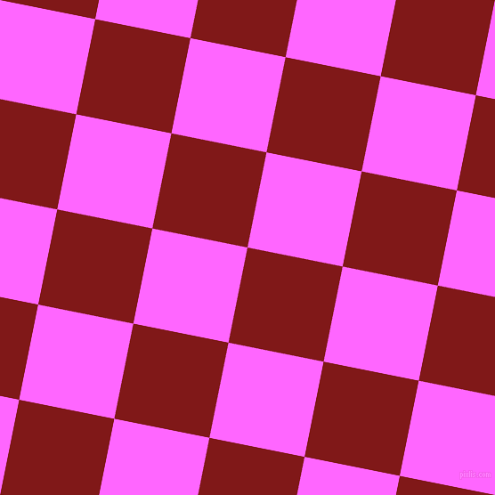 79/169 degree angle diagonal checkered chequered squares checker pattern checkers background, 109 pixel square size, , Falu Red and Pink Flamingo checkers chequered checkered squares seamless tileable