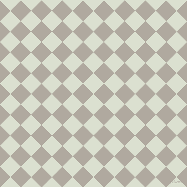 45/135 degree angle diagonal checkered chequered squares checker pattern checkers background, 47 pixel squares size, , Feta and Cloudy checkers chequered checkered squares seamless tileable