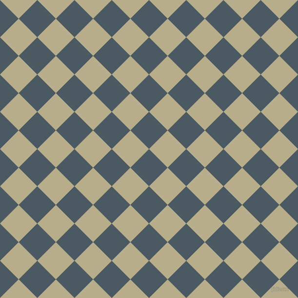 45/135 degree angle diagonal checkered chequered squares checker pattern checkers background, 54 pixel square size, , Fiord and Chino checkers chequered checkered squares seamless tileable