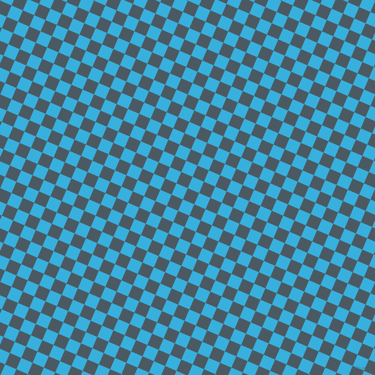 67/157 degree angle diagonal checkered chequered squares checker pattern checkers background, 24 pixel squares size, , Fiord and Summer Sky checkers chequered checkered squares seamless tileable