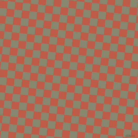 84/174 degree angle diagonal checkered chequered squares checker pattern checkers background, 29 pixel square size, , Flame Pea and Schist checkers chequered checkered squares seamless tileable