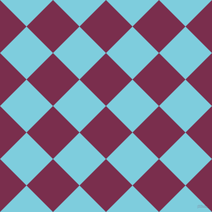 45/135 degree angle diagonal checkered chequered squares checker pattern checkers background, 120 pixel squares size, Flirt and Spray checkers chequered checkered squares seamless tileable