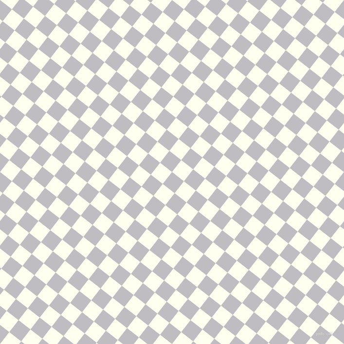 52/142 degree angle diagonal checkered chequered squares checker pattern checkers background, 31 pixel square size, , French Grey and Ivory checkers chequered checkered squares seamless tileable