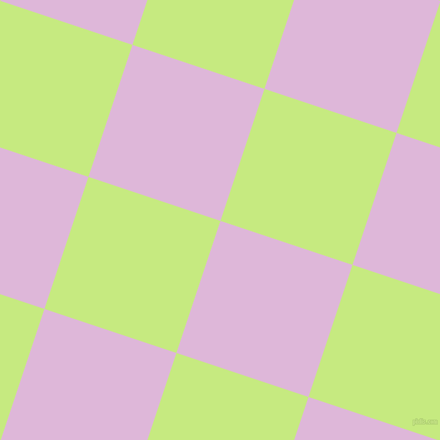 72/162 degree angle diagonal checkered chequered squares checker pattern checkers background, 198 pixel square size, , French Lilac and Sulu checkers chequered checkered squares seamless tileable