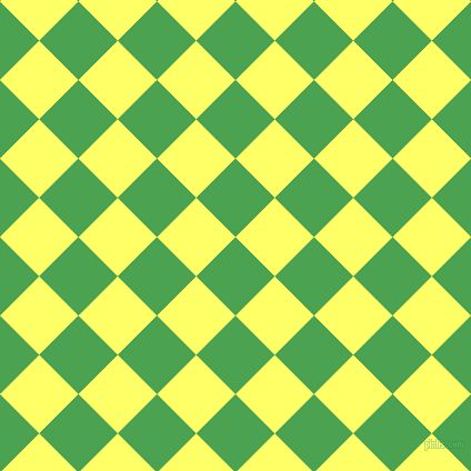 45/135 degree angle diagonal checkered chequered squares checker pattern checkers background, 50 pixel squares size, , Fruit Salad and Laser Lemon checkers chequered checkered squares seamless tileable