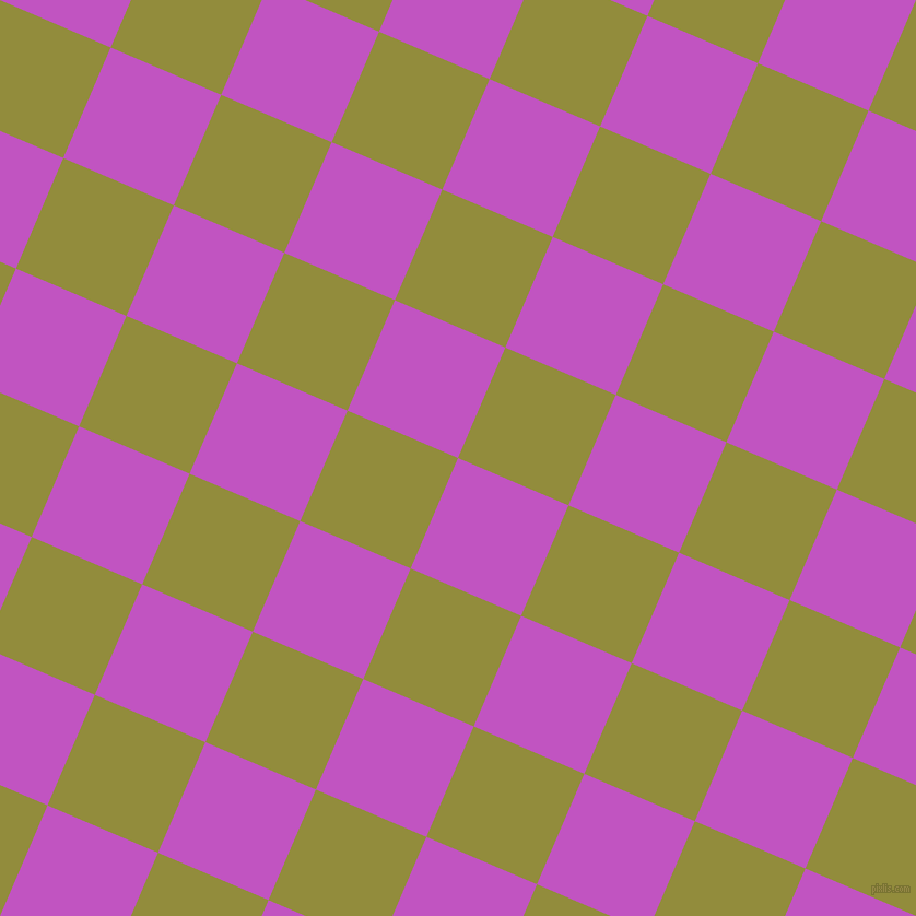 67/157 degree angle diagonal checkered chequered squares checker pattern checkers background, 110 pixel square size, , Fuchsia and Highball checkers chequered checkered squares seamless tileable