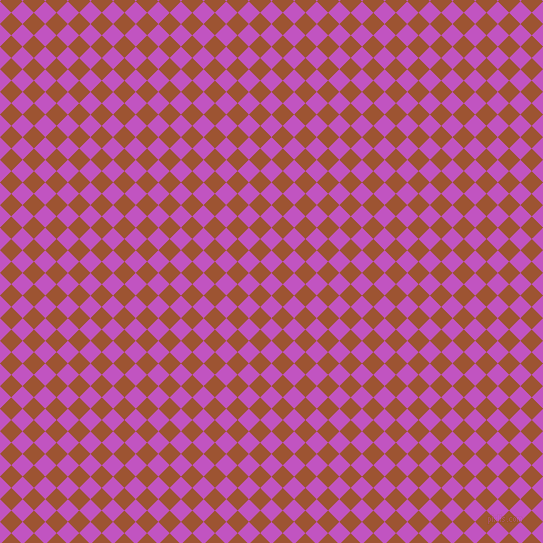 45/135 degree angle diagonal checkered chequered squares checker pattern checkers background, 16 pixel square size, , Fuchsia and Piper checkers chequered checkered squares seamless tileable