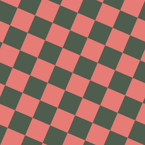 67/157 degree angle diagonal checkered chequered squares checker pattern checkers background, 80 pixel square size, , Geraldine and Nandor checkers chequered checkered squares seamless tileable