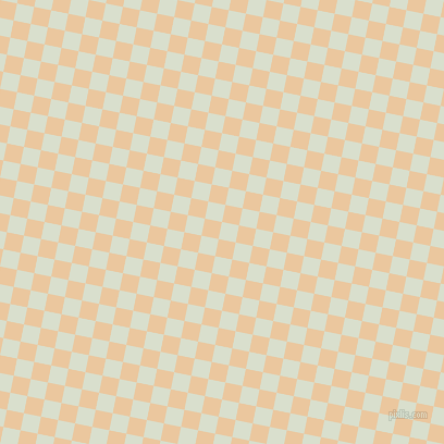 79/169 degree angle diagonal checkered chequered squares checker pattern checkers background, 16 pixel squares size, Gin and New Tan checkers chequered checkered squares seamless tileable
