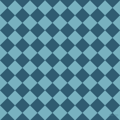 45/135 degree angle diagonal checkered chequered squares checker pattern checkers background, 42 pixel squares size, , Glacier and Blumine checkers chequered checkered squares seamless tileable
