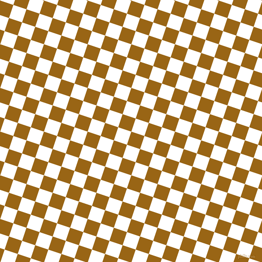 72/162 degree angle diagonal checkered chequered squares checker pattern checkers background, 28 pixel square size, , Golden Brown and White checkers chequered checkered squares seamless tileable