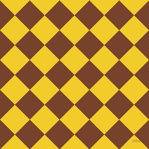 45/135 degree angle diagonal checkered chequered squares checker pattern checkers background, 71 pixel square size, , Golden Dream and Copper Canyon checkers chequered checkered squares seamless tileable