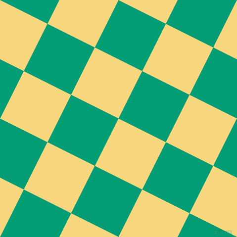 63/153 degree angle diagonal checkered chequered squares checker pattern checkers background, 107 pixel squares size, Golden Glow and Free Speech Aquamarine checkers chequered checkered squares seamless tileable