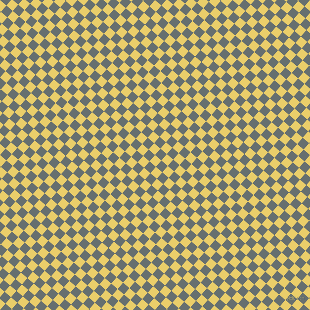 49/139 degree angle diagonal checkered chequered squares checker pattern checkers background, 17 pixel square size, , Golden Sand and Nevada checkers chequered checkered squares seamless tileable