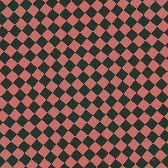 49/139 degree angle diagonal checkered chequered squares checker pattern checkers background, 29 pixel squares size, , Gordons Green and Contessa checkers chequered checkered squares seamless tileable