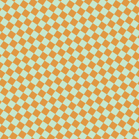 56/146 degree angle diagonal checkered chequered squares checker pattern checkers background, 22 pixel squares size, Granny Apple and Fire Bush checkers chequered checkered squares seamless tileable
