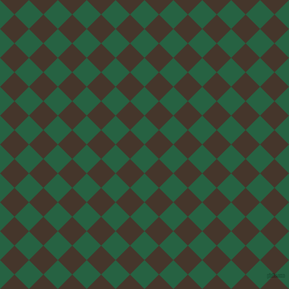 45/135 degree angle diagonal checkered chequered squares checker pattern checkers background, 41 pixel squares size, , Green Pea and Dark Rum checkers chequered checkered squares seamless tileable