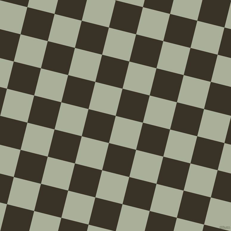 76/166 degree angle diagonal checkered chequered squares checker pattern checkers background, 94 pixel squares size, , Green Spring and Creole checkers chequered checkered squares seamless tileable