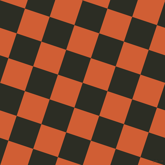 72/162 degree angle diagonal checkered chequered squares checker pattern checkers background, 90 pixel square size, , Green Waterloo and Chilean Fire checkers chequered checkered squares seamless tileable