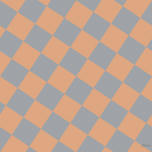 56/146 degree angle diagonal checkered chequered squares checker pattern checkers background, 81 pixel square size, , Grey Chateau and Tumbleweed checkers chequered checkered squares seamless tileable
