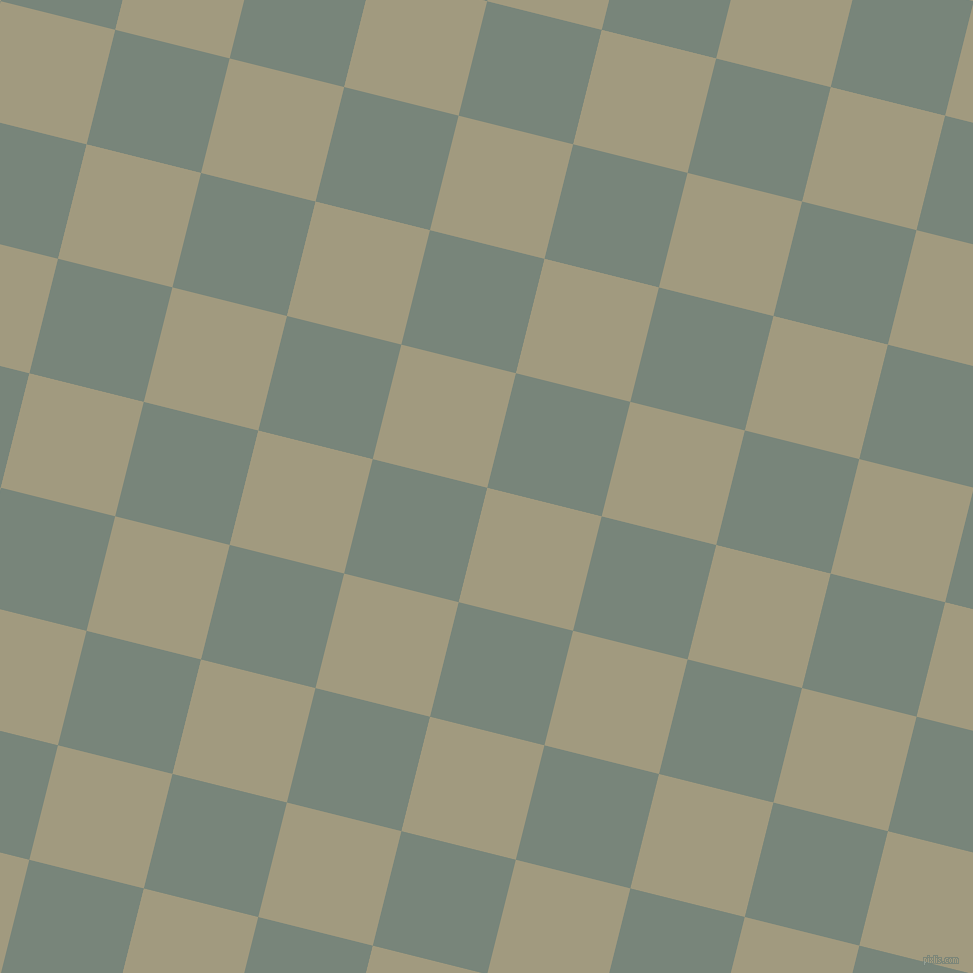 76/166 degree angle diagonal checkered chequered squares checker pattern checkers background, 118 pixel square size, , Grey Olive and Blue Smoke checkers chequered checkered squares seamless tileable