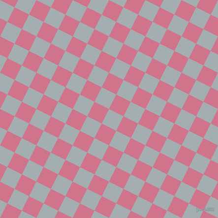 63/153 degree angle diagonal checkered chequered squares checker pattern checkers background, 33 pixel squares size, Gull Grey and Charm checkers chequered checkered squares seamless tileable