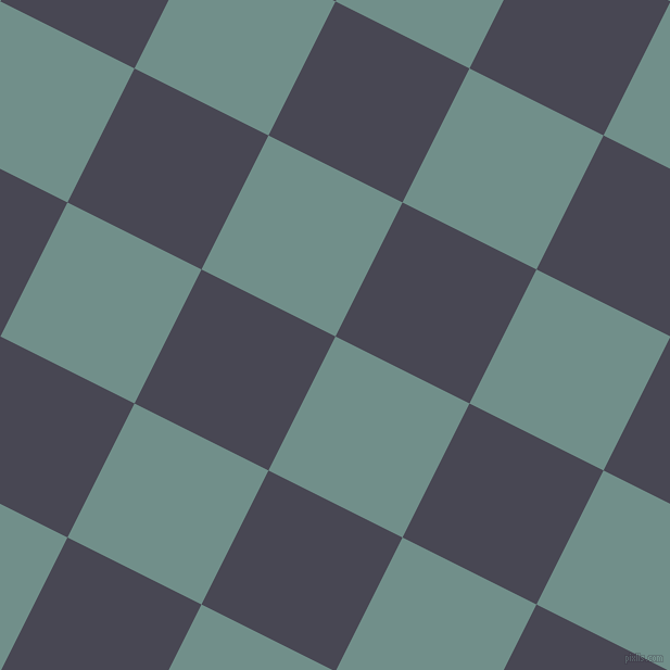 63/153 degree angle diagonal checkered chequered squares checker pattern checkers background, 138 pixel squares size, Gumbo and Gun Powder checkers chequered checkered squares seamless tileable