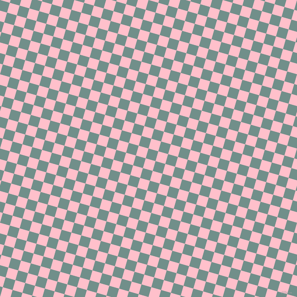 74/164 degree angle diagonal checkered chequered squares checker pattern checkers background, 33 pixel squares size, , Gumbo and Pink checkers chequered checkered squares seamless tileable