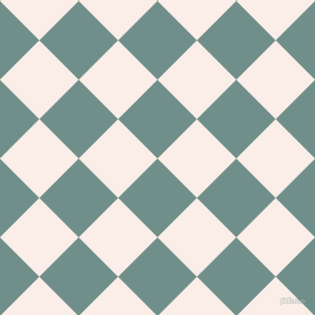 45/135 degree angle diagonal checkered chequered squares checker pattern checkers background, 78 pixel square size, , Gumbo and Rose White checkers chequered checkered squares seamless tileable