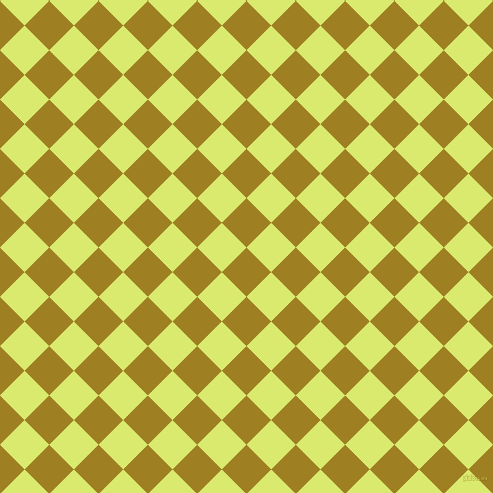 45/135 degree angle diagonal checkered chequered squares checker pattern checkers background, 51 pixel square size, , Hacienda and Mindaro checkers chequered checkered squares seamless tileable