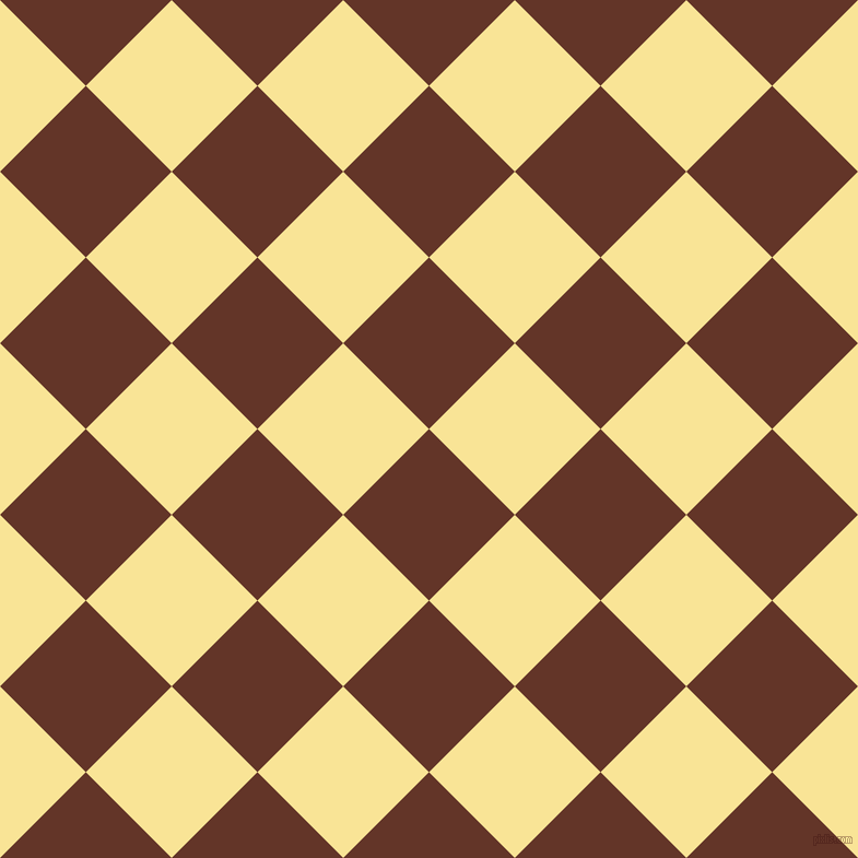 45/135 degree angle diagonal checkered chequered squares checker pattern checkers background, 111 pixel squares size, , Hairy Heath and Vis Vis checkers chequered checkered squares seamless tileable