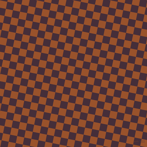 79/169 degree angle diagonal checkered chequered squares checker pattern checkers background, 23 pixel squares size, , Hawaiian Tan and Barossa checkers chequered checkered squares seamless tileable