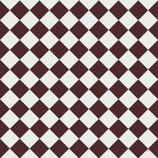 45/135 degree angle diagonal checkered chequered squares checker pattern checkers background, 45 pixel square size, Heath and Lily White checkers chequered checkered squares seamless tileable