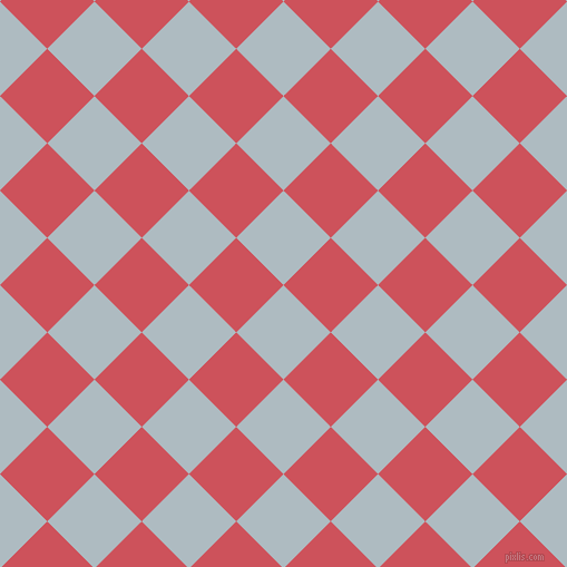 45/135 degree angle diagonal checkered chequered squares checker pattern checkers background, 60 pixel square size, , Heather and Mandy checkers chequered checkered squares seamless tileable