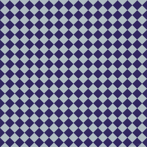 45/135 degree angle diagonal checkered chequered squares checker pattern checkers background, 24 pixel square size, Heather and Paris M checkers chequered checkered squares seamless tileable