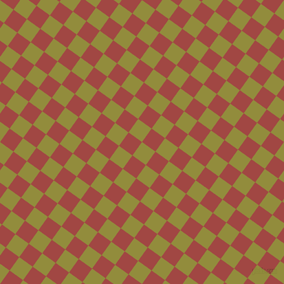 54/144 degree angle diagonal checkered chequered squares checker pattern checkers background, 24 pixel squares size, , Highball and Roof Terracotta checkers chequered checkered squares seamless tileable