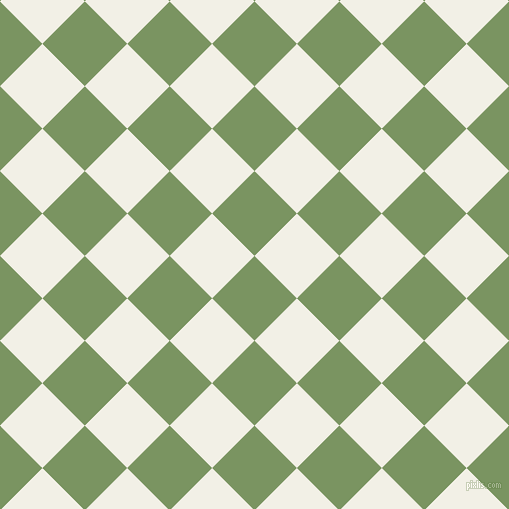 45/135 degree angle diagonal checkered chequered squares checker pattern checkers background, 60 pixel squares size, , Highland and Alabaster checkers chequered checkered squares seamless tileable