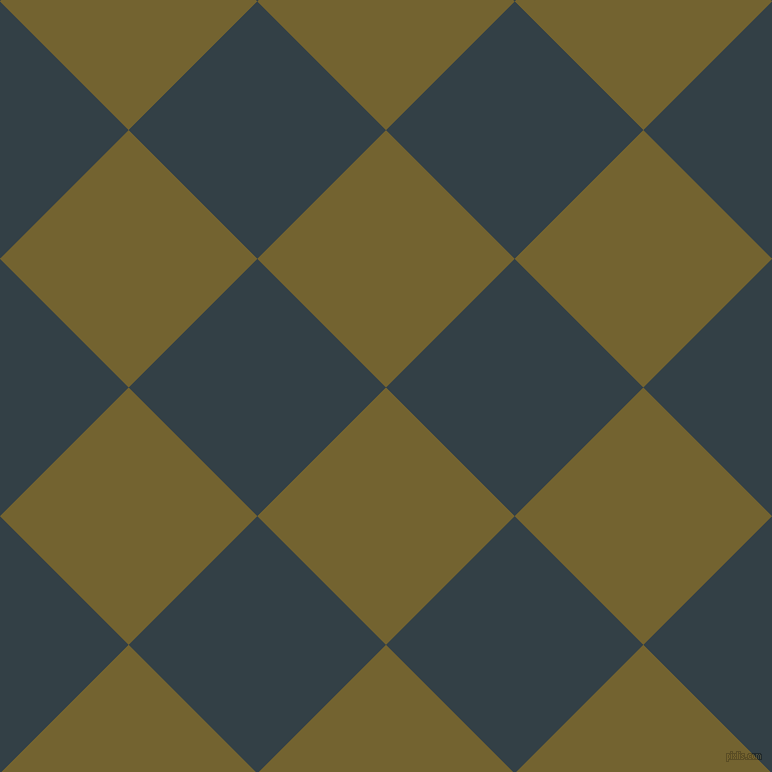 45/135 degree angle diagonal checkered chequered squares checker pattern checkers background, 182 pixel square size, , Himalaya and Big Stone checkers chequered checkered squares seamless tileable