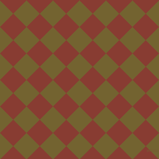 45/135 degree angle diagonal checkered chequered squares checker pattern checkers background, 60 pixel squares size, , Himalaya and Prairie Sand checkers chequered checkered squares seamless tileable