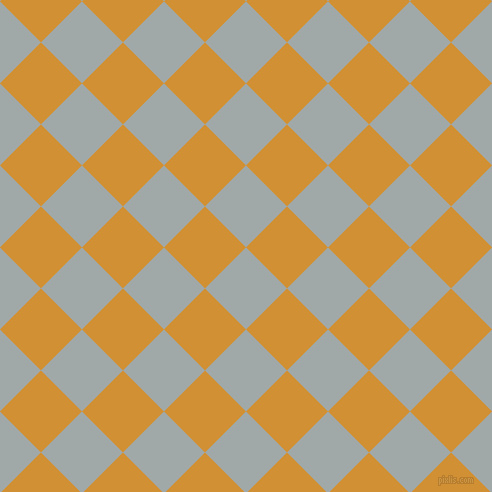 45/135 degree angle diagonal checkered chequered squares checker pattern checkers background, 58 pixel square size, , Hit Grey and Fuel Yellow checkers chequered checkered squares seamless tileable