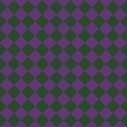 45/135 degree angle diagonal checkered chequered squares checker pattern checkers background, 35 pixel squares size, , Honey Flower and Timber Green checkers chequered checkered squares seamless tileable