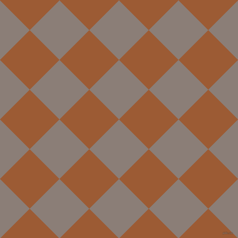 45/135 degree angle diagonal checkered chequered squares checker pattern checkers background, 145 pixel squares size, , Hurricane and Indochine checkers chequered checkered squares seamless tileable