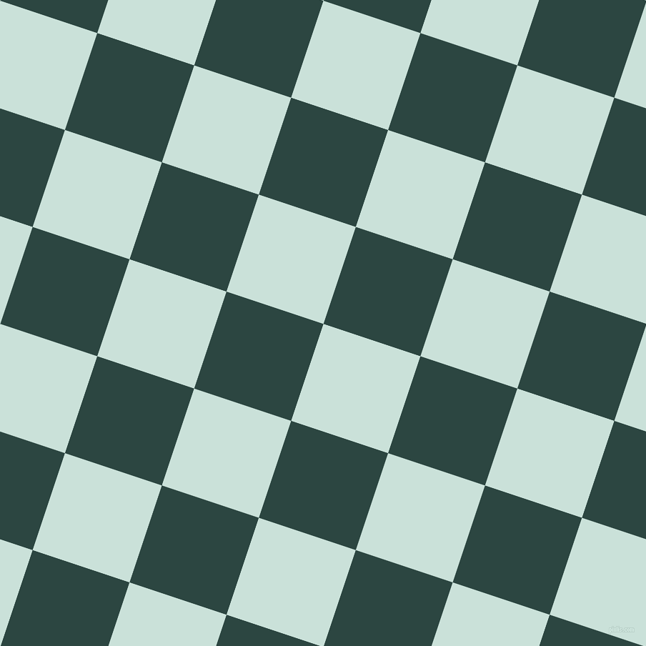 72/162 degree angle diagonal checkered chequered squares checker pattern checkers background, 143 pixel squares size, Iceberg and Gable Green checkers chequered checkered squares seamless tileable