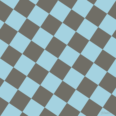 56/146 degree angle diagonal checkered chequered squares checker pattern checkers background, 62 pixel square size, , Ironside Grey and French Pass checkers chequered checkered squares seamless tileable