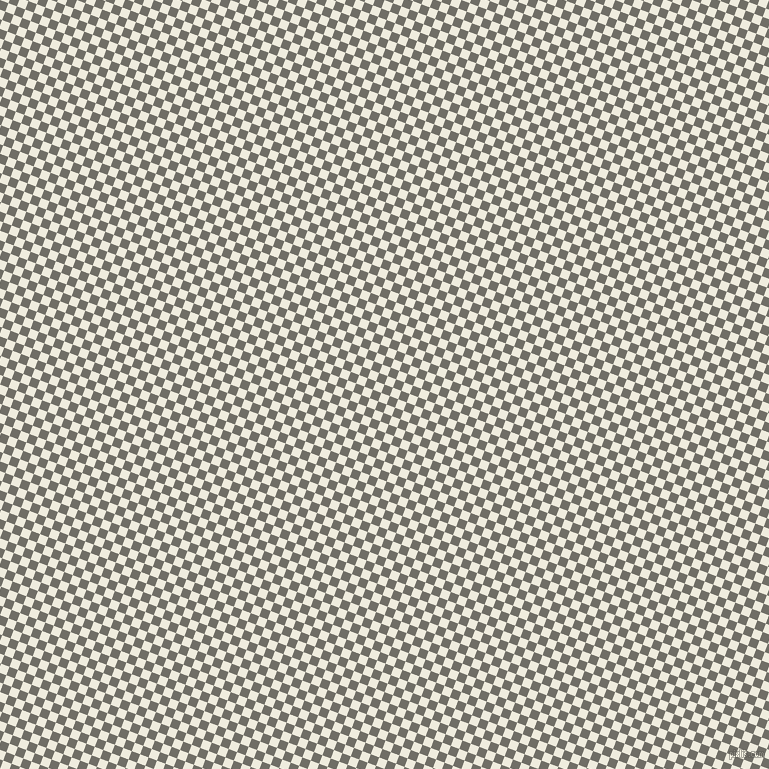 69/159 degree angle diagonal checkered chequered squares checker pattern checkers background, 9 pixel squares size, , Ironside Grey and Rice Cake checkers chequered checkered squares seamless tileable