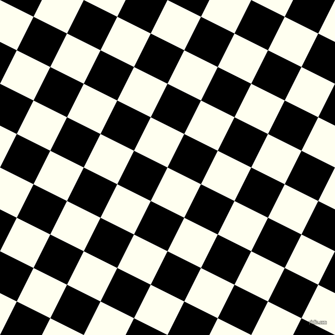 63/153 degree angle diagonal checkered chequered squares checker pattern checkers background, 74 pixel square size, , Ivory and Black checkers chequered checkered squares seamless tileable