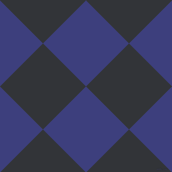 45/135 degree angle diagonal checkered chequered squares checker pattern checkers background, 197 pixel square size, , Jacksons Purple and Ebony Clay checkers chequered checkered squares seamless tileable