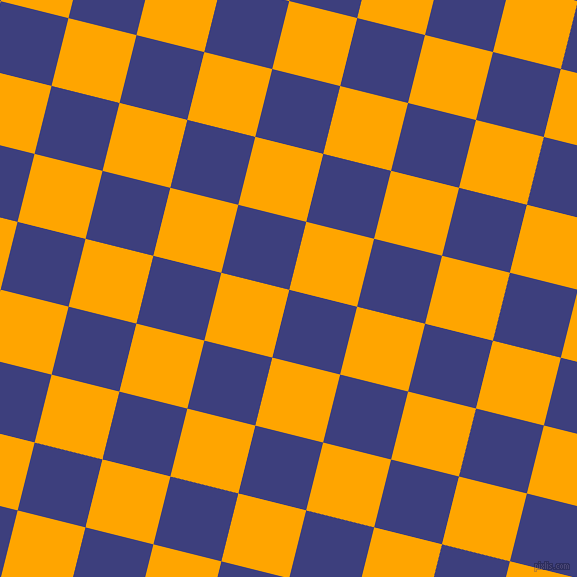 76/166 degree angle diagonal checkered chequered squares checker pattern checkers background, 70 pixel squares size, , Jacksons Purple and Orange checkers chequered checkered squares seamless tileable