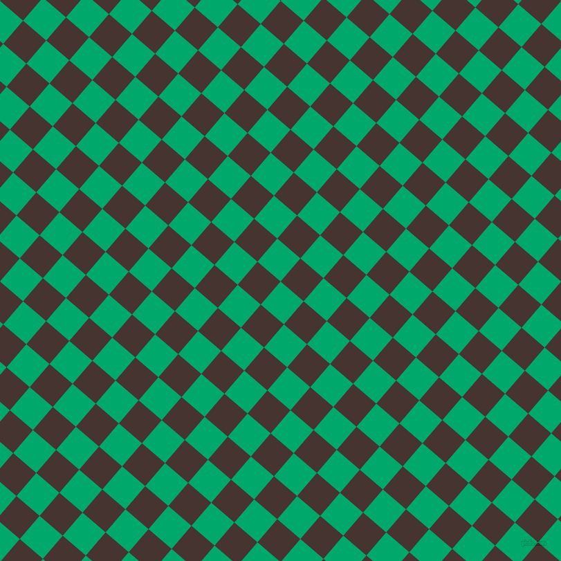 49/139 degree angle diagonal checkered chequered squares checker pattern checkers background, 44 pixel squares size, , Jade and Cedar checkers chequered checkered squares seamless tileable